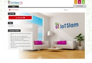 IoT Slam 2016 Virtual Internet of Things Conference C-Clounge 2