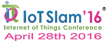 IoT Slam 2016 Internet of Things Conference Website_Logo