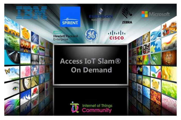 Access IoT Slam On Demand