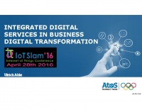 INTEGRATED DIGITAL SERVICES IN BUSINESS DIGITAL TRANSFORMATION