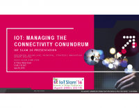 IOT MANAGING THE CONNECTIVITY CONUNDRUM