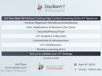 IoT Slam Conference 2019