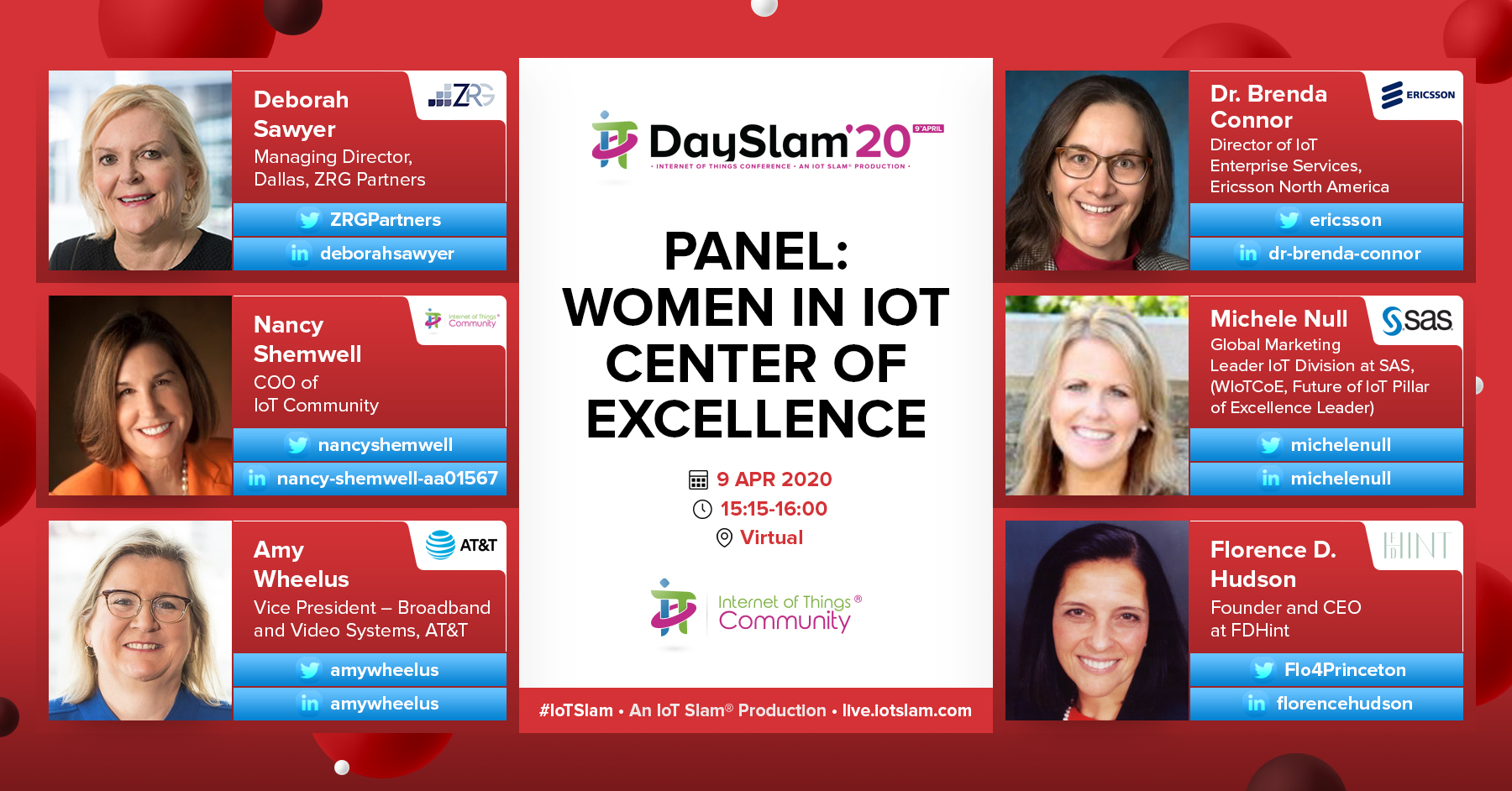 Panel: Women in IoT Center of Excellence