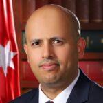 H.E Eng. Belal Khaled Al-Hafnawi Commissioner - Board Member at TRC- Jordan